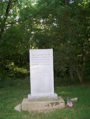 The Indian marker Photo, Click for full size