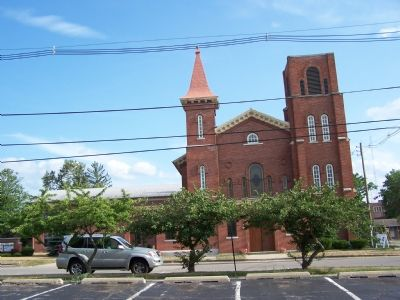Wesley United Methodist Church image. Click for full size.