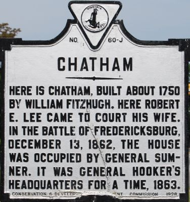 Chatham Marker image. Click for full size.