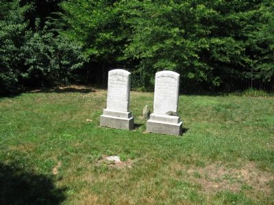 James and Cathrine DeSellum Tombstones image. Click for full size.