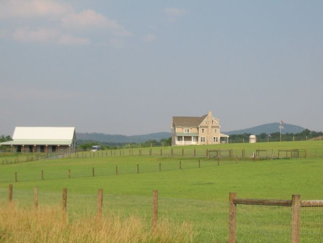 "A Farm House in ""Carrollton"" Photo, Click for full size"