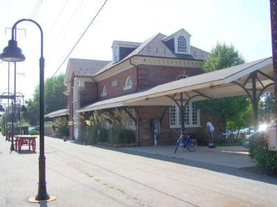 Perryville Train Station image. Click for full size.