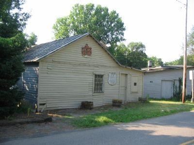 Livery Stable and General Store Photo, Click for full size