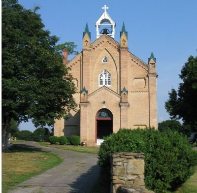 The Bishop Meade Memorial Church image. Click for full size.