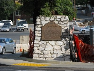 Placerville Marker image. Click for full size.