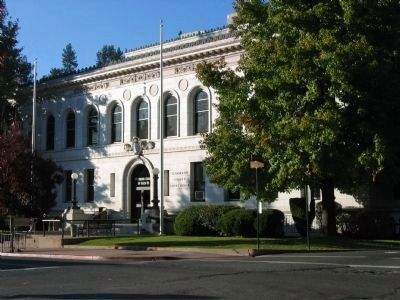 El Dorado County Court House image. Click for full size.