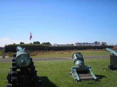 Fort Mifflin from the Hospital image. Click for full size.