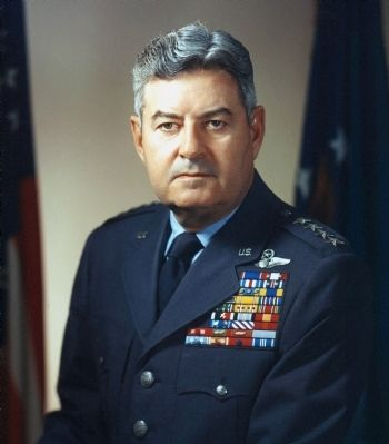 General Curtis E. LeMay Photo, Click for full size