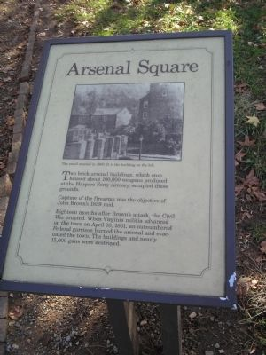 Arsenal Square Marker image. Click for full size.