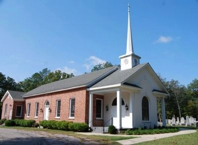 Pine Pleasant Baptist Church image. Click for full size.