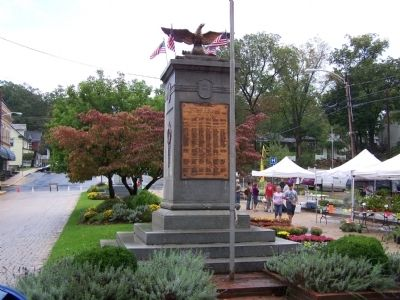 Full view of monument. image. Click for full size.