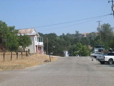 The Main Street of Jenny Lind image. Click for full size.