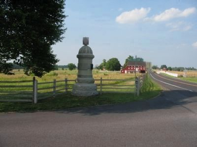 63rd Pennsylvania Infantry Monument image. Click for full size.