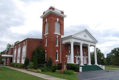 Red Bank Baptist Church Photo, Click for full size