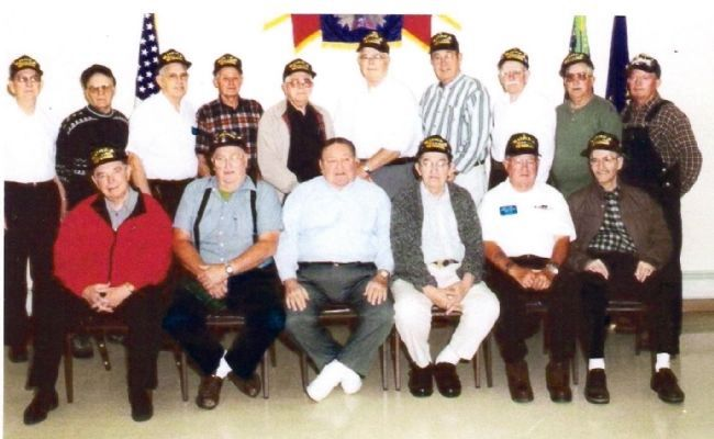 Whitley County Korean War - Community Awareness Committee image. Click for full size.