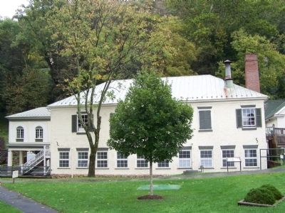 Berkeley Springs Museum image. Click for full size.