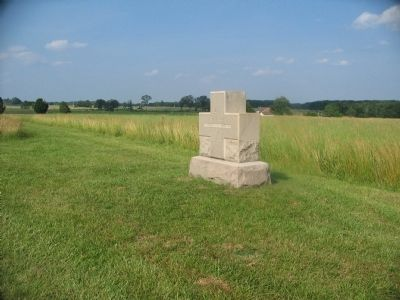 139th Pennsylvania Volunteers Monument Photo, Click for full size