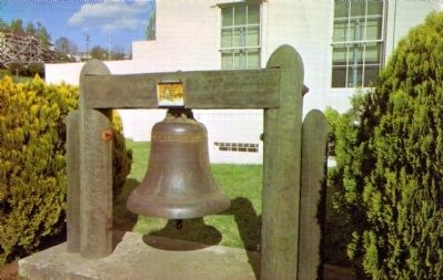 Placerville Bell image. Click for full size.