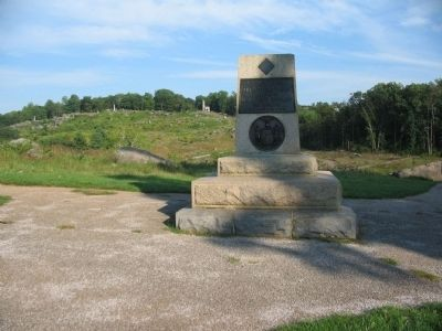 4th New York Independent Battery Monument image. Click for full size.