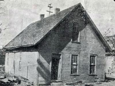 1835 Church image. Click for full size.