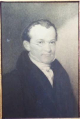 Christopher C. Baldwin Photo on Marker image. Click for full size.