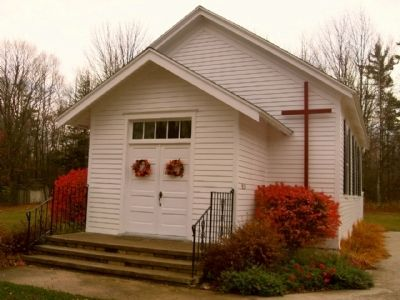 Jacksonport United Methodist Church image. Click for full size.