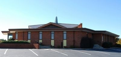 Fairforest Baptist Church - East Side image. Click for full size.