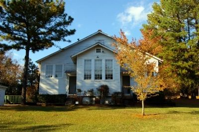 Noble Hill Rosenwald School Building image. Click for full size.