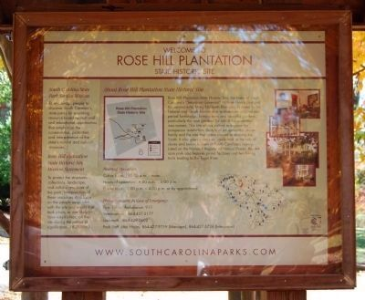 Rose Hill Mansion State Historic Site image. Click for full size.