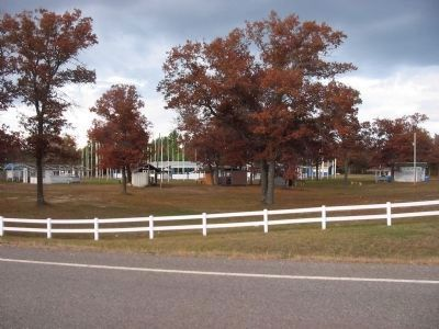 Nearby Pow-Wow Grounds Photo, Click for full size