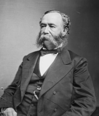 Gov. Wade Hampton<br>(1818&#8211;1902) image. Click for full size.