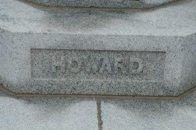 Daniel Morgan Monument -<br>Howard image. Click for full size.