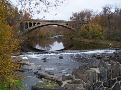 Brandywine River from the same point. image. Click for full size.