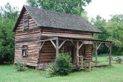 Creswell Cabin image. Click for full size.