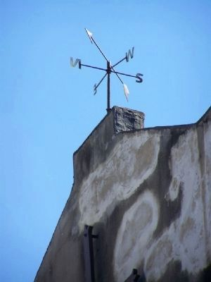 Weather Vane as mentioned image. Click for full size.
