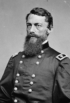 General George Stoneman<br>(1822&#8211;1894) image. Click for full size.
