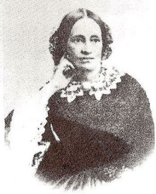 Jane Eliza Fleming<br>(Mrs. Robert Adger) Photo, Click for full size