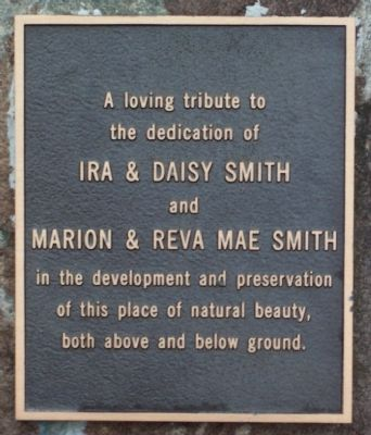 Smith Tribute Marker Photo, Click for full size