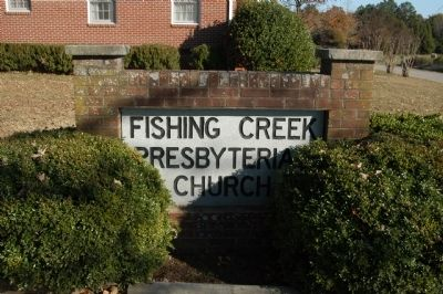 Fishing Creek Church Photo, Click for full size