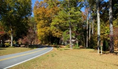 Battle of Allatoona Marker can be seen on the right. image. Click for full size.