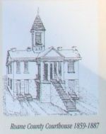Roane County Courthouse 1859–1887 image. Click for full size.
