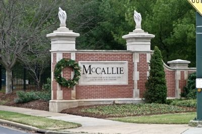 The McCallie School Main Entrance image. Click for full size.