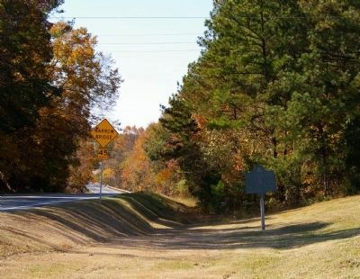 Raccoon Creek Marker image. Click for full size.