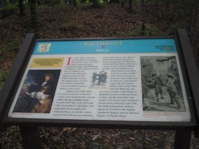Balthrope Marker Photo, Click for full size