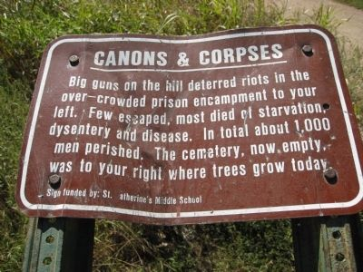 Canons and Corpses Marker image. Click for full size.