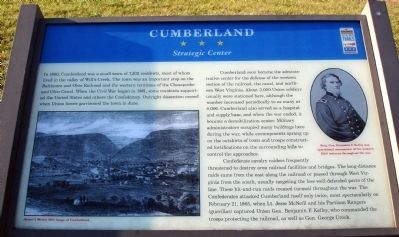 Cumberland Marker Photo, Click for full size