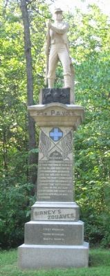 23d Pennsylvania Volunteers Monument image. Click for full size.