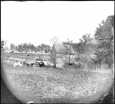 Wartime View of Ellerson's Mill image. Click for full size.