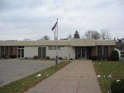 The Tri-County Rural Electric Cooperative Building image. Click for full size.