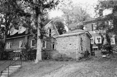 Kincaid-Anderson House Guest House Photo, Click for full size